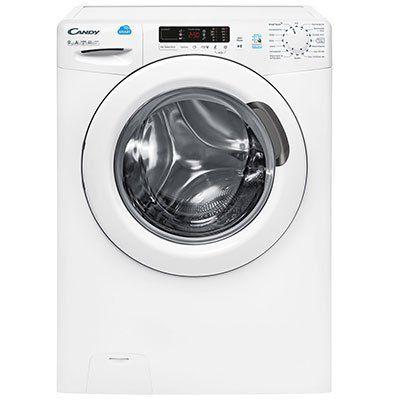 Candy Smart Waschmaschine CS 4102 D3 (EEK: A+++, 10 KG, 1400 U/Min., vernetzt) für 269,91€ (statt 387€)