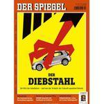 """17 Ausgaben """"Der Spiegel"""" für 66,30€ + 60€ BestChoice Gutschein"""