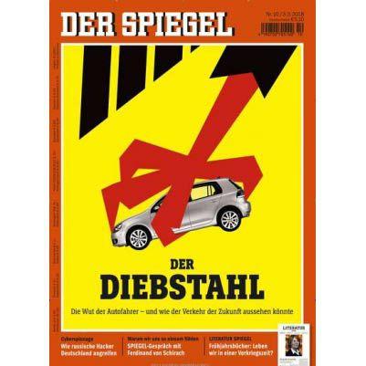 13 Ausgaben Der Spiegel für 66,30€ + 70€ BestChoice Gutschein