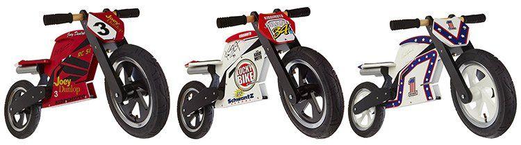 Kiddimoto Hero Superbike Laufrad für 124,92€ (statt 174€)