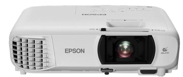 EPSON EH TW610   nativer FullHD Beamer für 499€ (statt 599€)