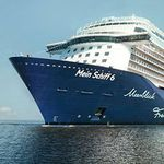 Aktuelle TUI Cruises Angebote z.B. 10 Tage Mittelmeer mit Salerno ab 1.595€ p.P.