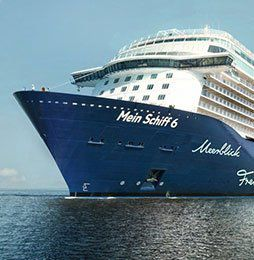 TIPP: TUI Cruises Auktionen Kreuzfahrten ersteigern z.B. Mittelmeer mit Italien inkl. Flüge ab 1€