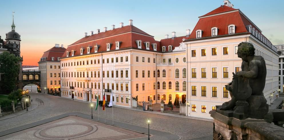 5* Top Hotel Taschenbergpalais Kempinski Dresden   in bester Lage ab 79€ p.P.N.