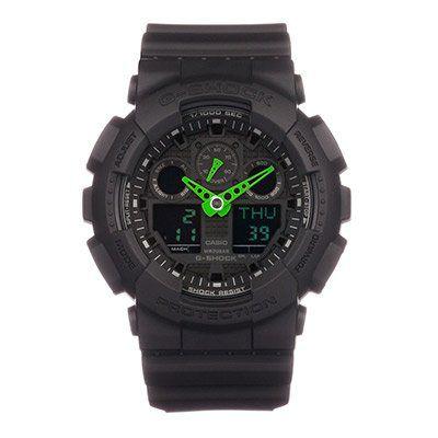 Vorbei! Casio G Shock Herren Armbanduhr GA100C1A3ER für 44,95€ (statt 74€)