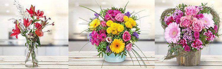 Groupon: 13€ Valentins Blumengutschein für 5,07€