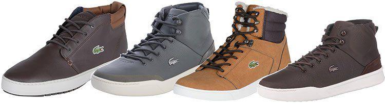 Bis Mitternacht! Lacoste Sale bis  35% + 30% Extra Rabatt   z.B. Lacoste Explorateur Clas 417 Sneaker für 77,69€ (statt 108€)
