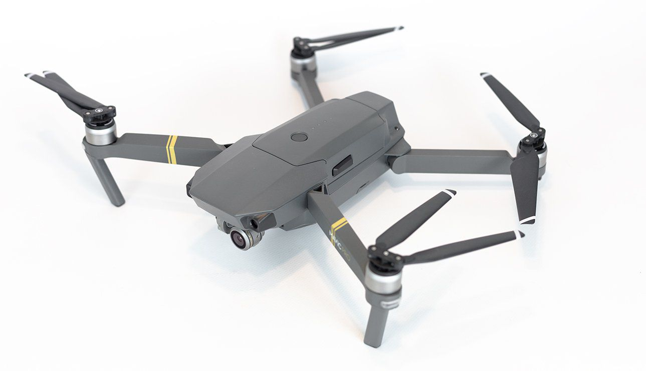 DJI Mavic Pro Fly More Combo im Test