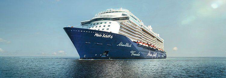 Aktuelle TUI Cruises Angebote z.B. 8 Tage Adria mit Dubrovnik inkl. Flug ab 1.395€ p.P.