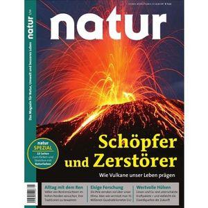 Natur Jahresabo nur 77,35€ + 60€ Verrechnungsscheck
