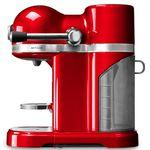 Kitchenaid 5KES0503 Nespresso Kapselmaschine (rot) für 259€ (statt 296€)