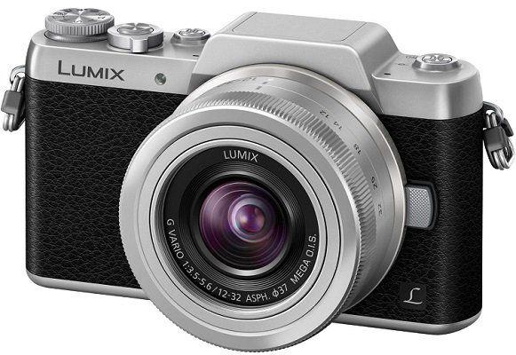 Panasonic Lumix DMC GF7K Systemkamera mit 16 MP für 299€ (statt 348€)