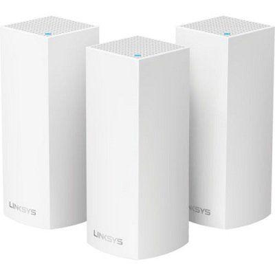 Linksys Velop Mesh Router   Triple Pack für 304,89€ (statt 351€)