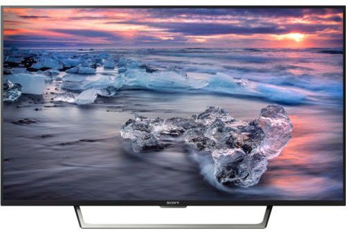 SONY KDL 43WE755   43 LED Fernseher mit Smart TV Funktion für 366€ (statt 438€)