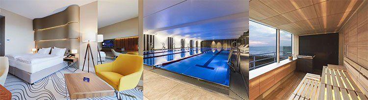 2 ÜN an der poln. Ost im 5* Hotel inkl. Frühstück, Wellness & mehr ab 69€ p.P.