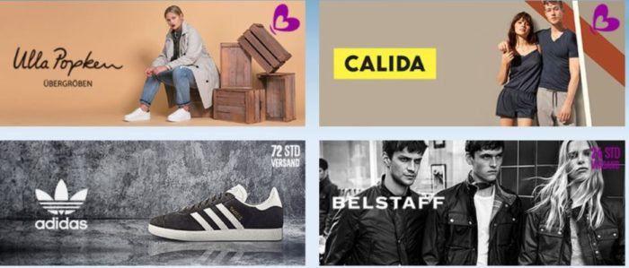 Shopping Club Vente Privee am Valentinstag ohne Versandkosten ab 50€ MBW