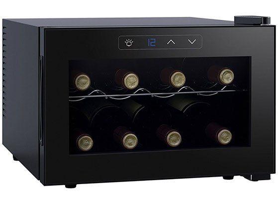 Melissa De Luxe Weinkühler für 8 Flaschen mit LED Display für 72,99€ (statt 95€)