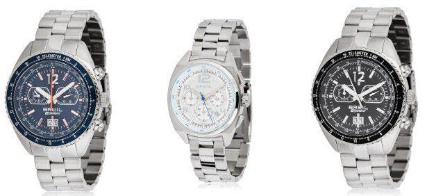 Breil   Uhren und Schmuck Sale bei Vente Privee   z.B. Breil Master für 106,40€ (statt 129€)