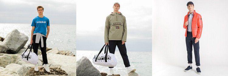 Napapijri Sale bei vente privee   z.B. Shirts ab 22€