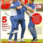 12 Ausgaben vom GOLFmagazin für 82,80€ inkl. 75€ Amazon Gutschein