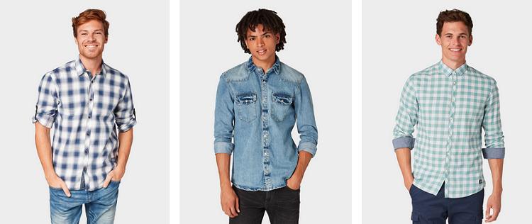 Tom Tailor: 20% Rabatt auf Kleider, Hemden, Pullover & Sweater