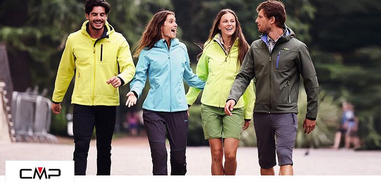 CMP Sale mit Outdoor Mode & Fahrrad  und Laufbekleidung bei vente privee   z.B. Shirts ab 5,99€