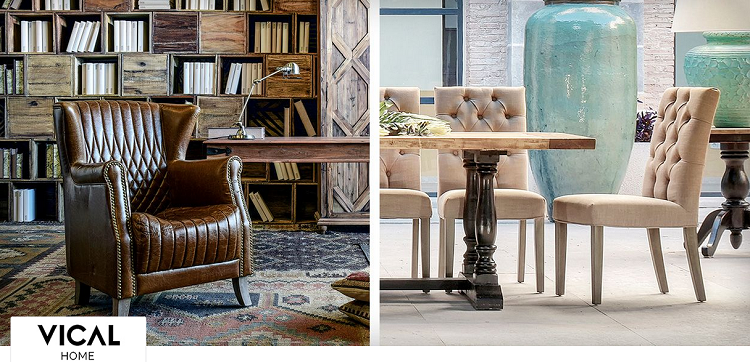 Vical Home   Möbel Sale bei Vente Privee mit bis zu 55% Ersparnis
