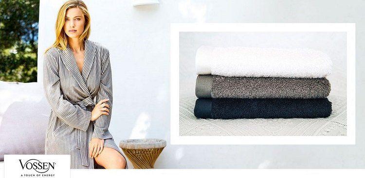 Vossen Sale bei Vente Privee   z.B. Handtücher ab 4€ oder Duschtücher ab 8,50€