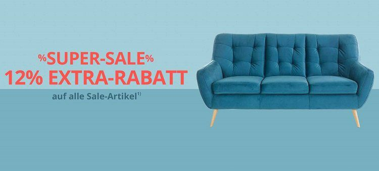 yourhome 12% Gutschein auf Sale Artikel + gratis Lieferung ab 50€ günstige Möbel   TOP!