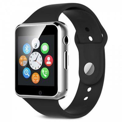 Smartwatch A1 mit Kamera, SIM & vielen Extras für 6,94€ (statt 14€)