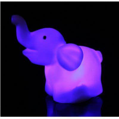 LED Licht Elefant für 0,89€