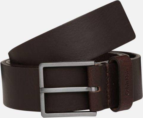 Ausverkauft! Calvin Klein Ledergürtel Essential für 27,90€ (statt 40€)