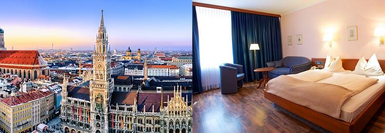 1, 2, 3 o. 5 ÜN im 4* Hotel in München inkl. Musicalticket für Fack ju Göhte und Frühstück ab 89€ p. P.