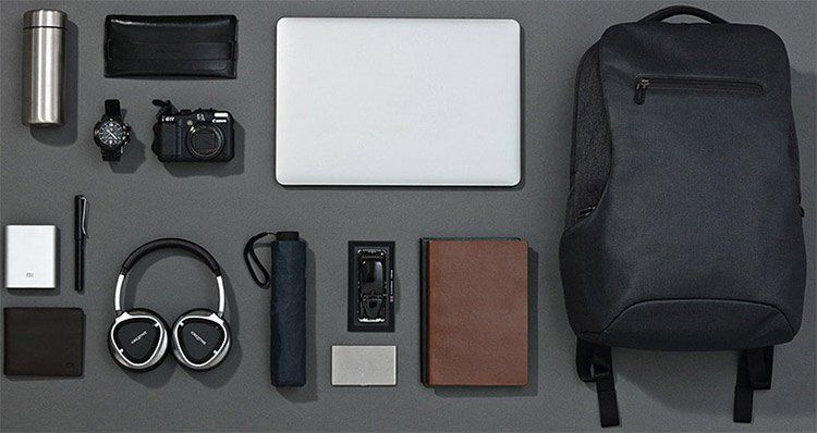 Xiaomi Mi Rucksack mit 26L & vielen Extras für 46,42€