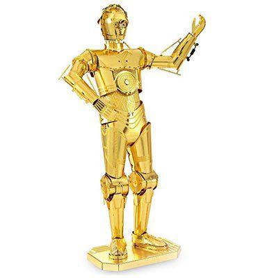 C 3PO als goldene bewegliche Figur für 2,98€