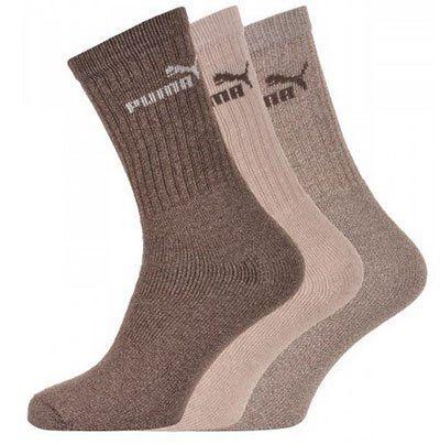 3er Pack Puma Classic Socken für 4,13€ (statt 8€)