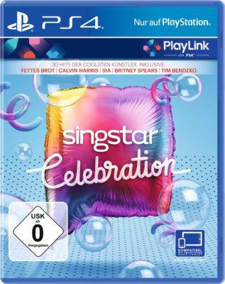 Singstar Celebration (PS4) für 8,99€ (statt 12€)
