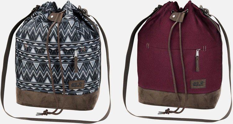 Jack Wolfskin Umhängetasche Sandia Bag für 26,99€ (statt 36€)