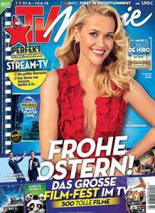 TV Movie Jahresabo für 63,70€ inkl. 60€ BC Gutschein