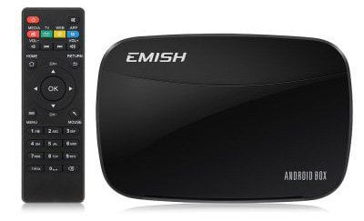 EMISH X700 Smart TV Box mit 1GB RAM & 8GB Speicher für 13,94€ (statt 35€)