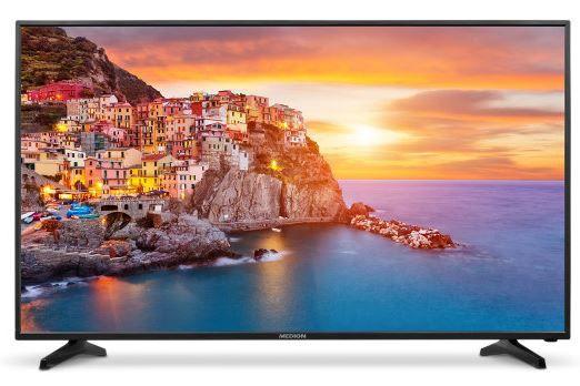 Medion Life P18114   49 Zolll UHD TV für nur 299€