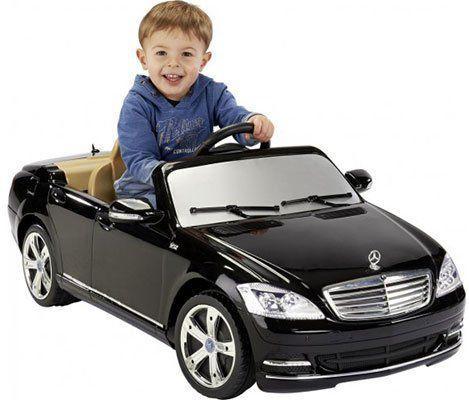 Mercedes S Klasse Cabrio Spielzeug Elektroauto für 204,99€ (statt 246€)