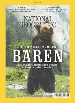 Jahresabo National Geographic für 72€ inkl. 50€ Amazon Gutschein