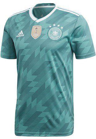 adidas DFB WM 2018 Trikot Away für 55,96€ (statt 63€)