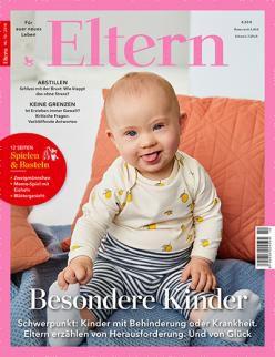 Jahresabo der Zeitschrift Eltern für 54€ inkl. 25€ Gutschein
