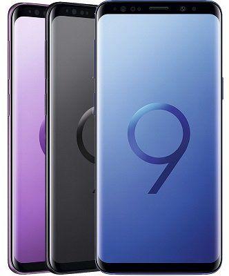 Samsung Galaxy S9 mit 64GB für 455€ (statt 494€)