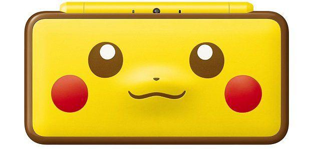 New Nintendo 2DS XL Pikachu Edition für 111€ (statt 135€)
