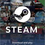 Vorbei! 4 x 20€ Steamguthaben für 60,99€