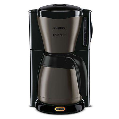 PHILIPS Café Gaia HD7547/80 Kaffeemaschine mit Thermo Kanne für 35,99€ (statt 57€)