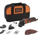 Black & Decker MT300SA2 – Multifunktionswerkzeug mit 12tlg. Zubehör für 62,01€ (statt 82€)
